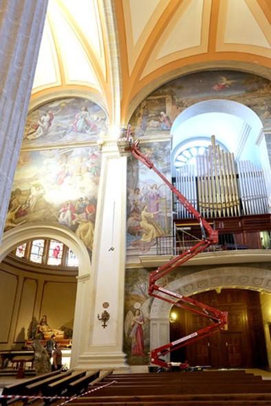 La Catedral se realza con nueva iluminación