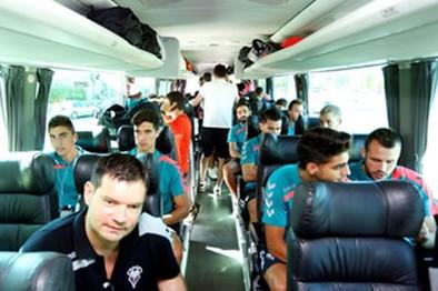 El Albacete viajó a San Pedro del Pinatar para consolidar el grupo