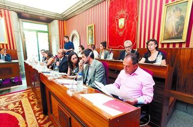 Imagina se abstiene y logra sus 2 liberados gracias al PP y el PSOE