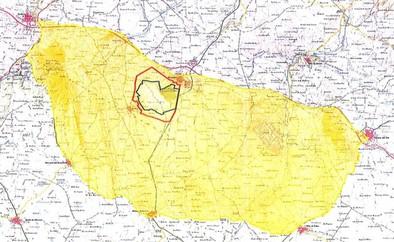 La Junta pretende paralizar el ATC ampliando una zona de protección