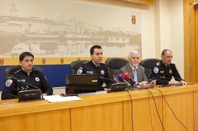 La Policía Local establece «compromisos de calidad» con los ciudadanos