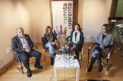 Cuentacuarenta'15 se abre el jueves con una ponencia de Blanca Calvo