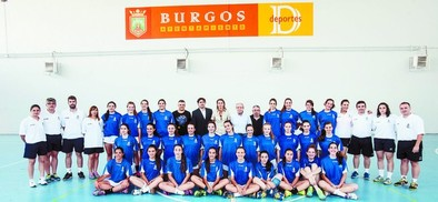 Las promesas españolas, en Burgos