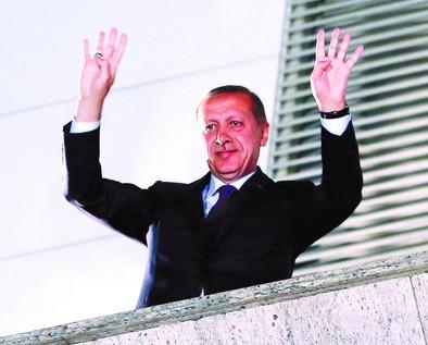 Erdogan rompe el plan de paz