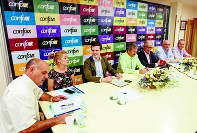 Confae pide a Junta y Gobierno un plan estratégico para Ávila