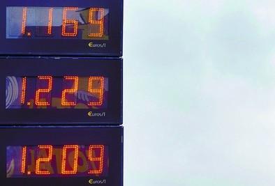 El precio del diésel se incrementa hasta un 10 por ciento en el último mes