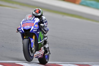 Lorenzo pone a prueba su liderato en Silverstone