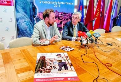 El V Centenario eleva las expectativas de afluencia al Mercado Medieval