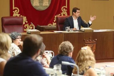 El Pleno pidió que el Consistorio diga «no» al Plan de Cuenca del Júcar