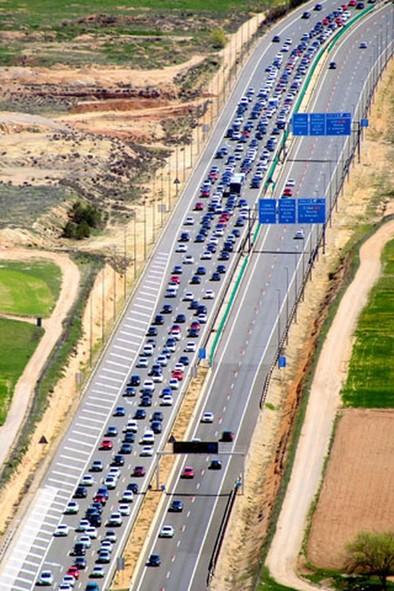 El retorno vacacional traerá a la provincia 175.000 desplazamientos