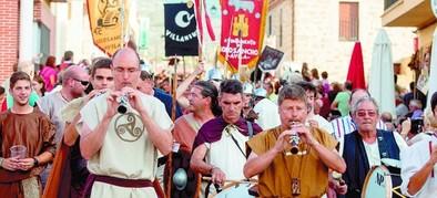 Invasión celta en Solosancho