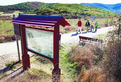 La Junta invierte 140.000 euros para acondicionar la Vía Verde