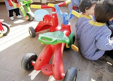 Niños y niñas aprenderán a compartir tareas en el 'Poblado de la Igualdad'