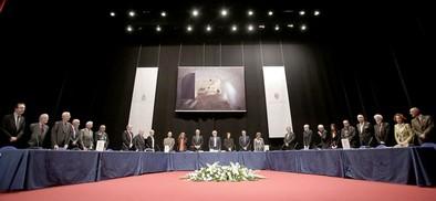 La RAE señala a Argamasilla como «gran referente mundial» de la figura de Don Quijote