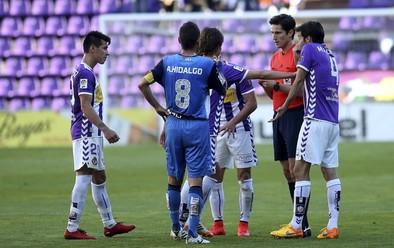 El árbitro Munuera Montero, en el punto de mira