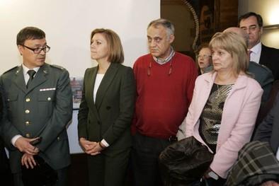 Cospedal pide libertad, dignidad y justicia para las víctimas del terrorismo