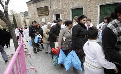 Cipriano también facilita las comuniones