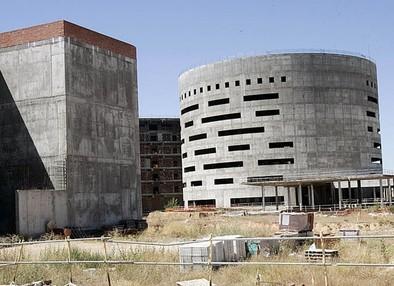 'Nuevo Hospital de Toledo' presenta licencia de proyecto básico por 125,8 millones