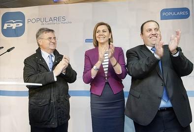 El PP presenta el convenio sanitario con Madrid como un gran logro