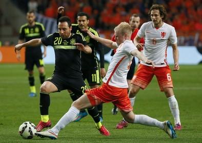 Holanda anula a España