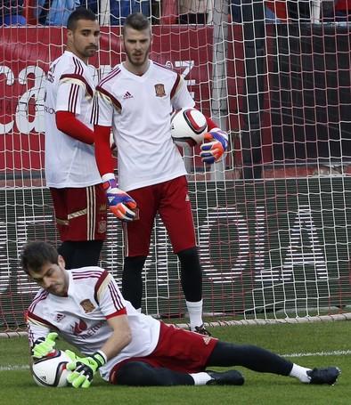 España, sin margen de fallo