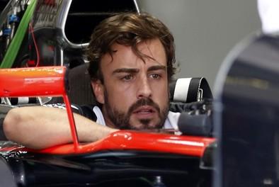 Alonso recuerda los detalles de su accidente