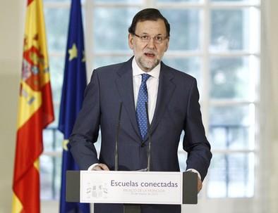 Rajoy avisa de que ningún Gobierno autorizará una ruptura de España