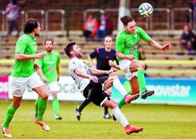La peor versión del Burgos CF