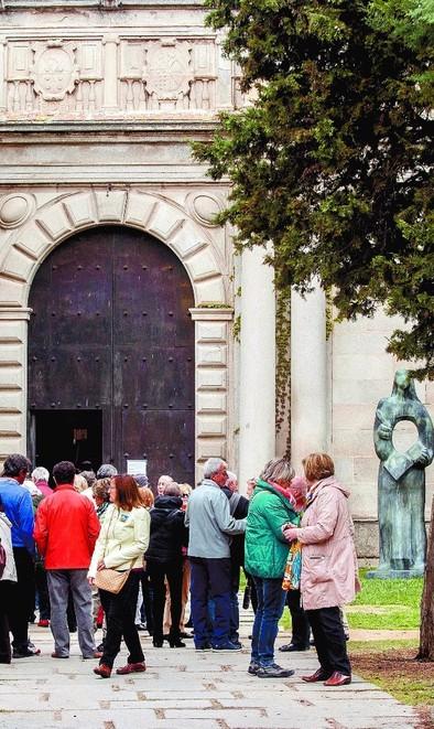 Más visitantes extranjeros en la edición teresiana de Las Edades del Hombre