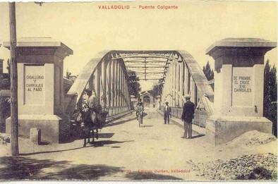 El Puente Colgante cumple 150 años