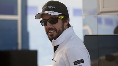 Alonso: «Espero que el regreso a casa sea positivo»