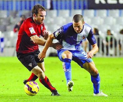 El Sabadell solo ha ganado un partido fuera de casa en toda la temporada