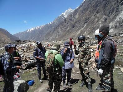 Confirman la primera víctima mortal española por el terremoto de Nepal