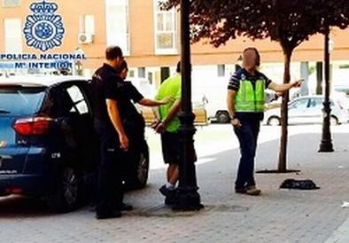 La Policía detiene al presunto autor de los disparos en la calle Poniente