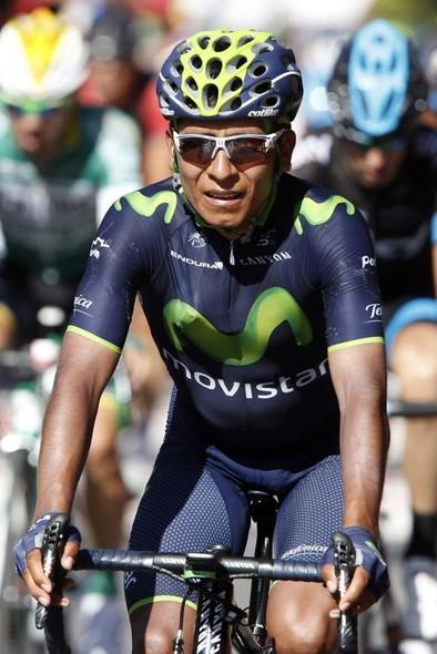 Quintana liderará el Movistar para luchar por el Tour