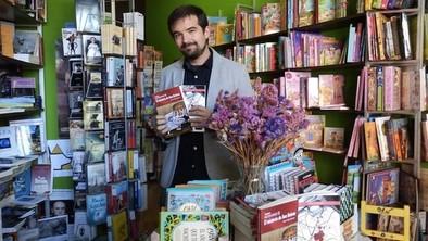 César Díez Serrano publicará sus novelas en Estados Unidos y el Caribe