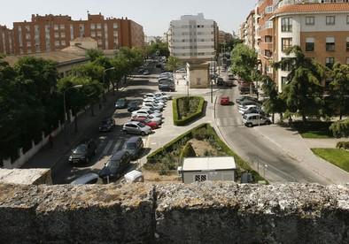 Adjudicada por 426.000 euros la tercera fase de la Puerta de Toledo