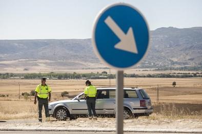 La campaña de velocidad se salda con el porcentaje más bajo de denuncias de la región