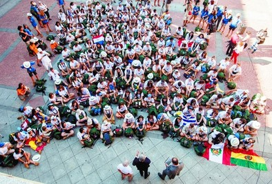 La Ruta BBVA recala en Ávila y se vuelca con el Centenario de la Santa