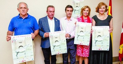 La Feria del Caballo superará por primera vez los 150 ejemplares