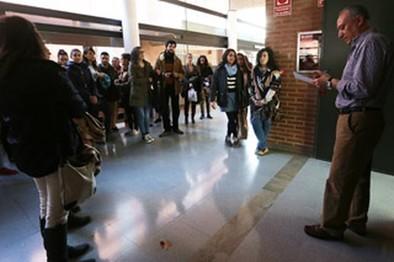El campus reunió a 872 aspirantes a la formación sanitaria