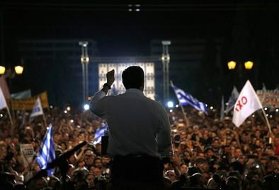Los helenos deciden su futuro