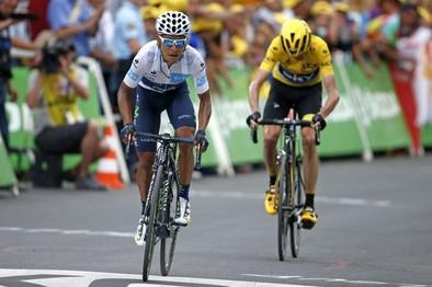 Quintana correrá la Vuelta