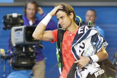 Ferrer dice adiós tras caer frente al japonés Nishikori