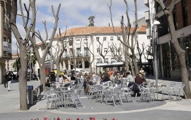 La reforma de la plaza de Cervantes se acometerá en enero o febrero
