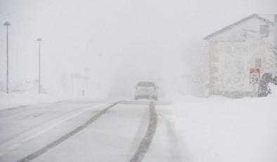 La Agencia de Protección Civil declara la situación de alerta en Castilla y León hasta el martes por nevadas y vientos fuertes