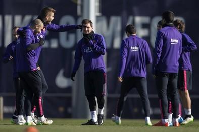 El Barça quiere seguir asediando al Madrid
