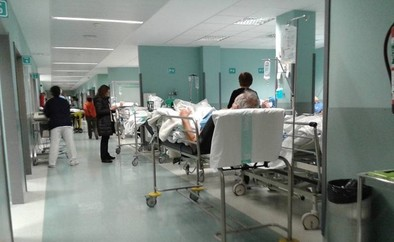 El colapso en Urgencias eleva la mortalidad de los pacientes