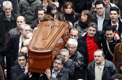 El Supremo ordena repetir el juicio por el crimen del socialista Isaías Carrasco