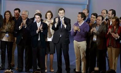 El PP cierra filas y apela a la unidad para afrontar las citas electorales